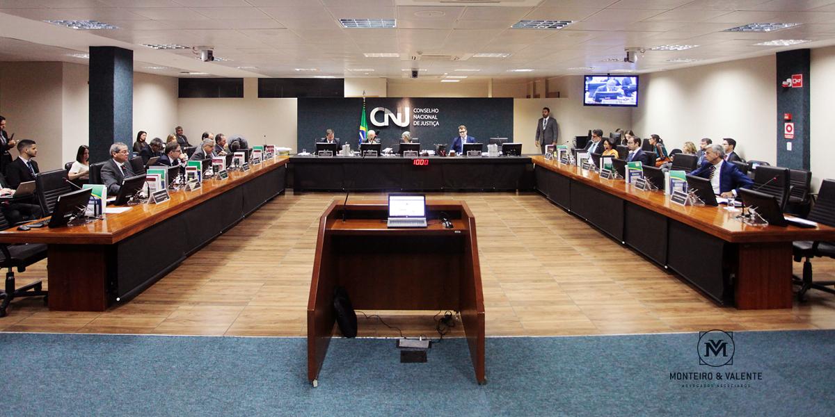 Monteiro & Valente - Advogados Associados - Conselho Nacional de Justiça tem inscrições abertas para vagas